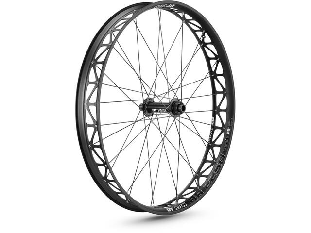 "DT Swiss BR 2250 Classic Fatbike Wheel 26"" Front Wheel Aluminiun 150/15mm"